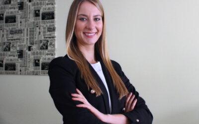 Christin Meller verstärkt seit dem 1. August das Team von Siccma Media