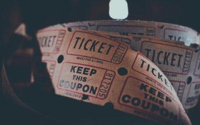 Runter von der Couch und rein ins Kino!