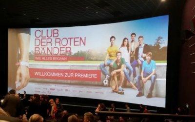 """Siccma Media feiert mit Cinedom Premiere von """"Club der roten Bänder"""""""